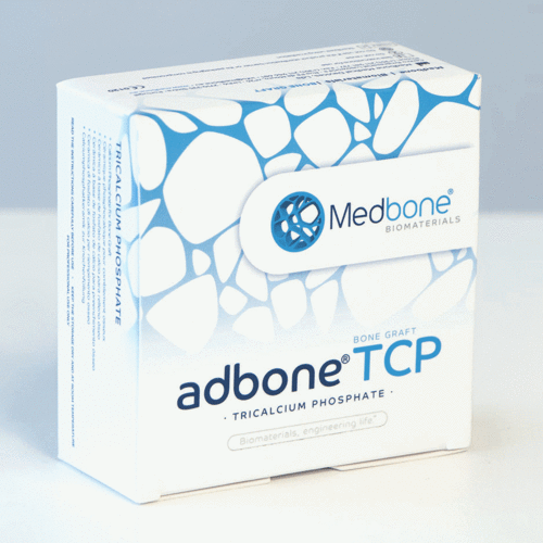 Medbone - adbone TCP - 1.0-2.0mm - 1.0g x 5 Unit (Pack)