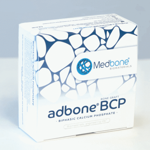 Medbone - adbone BCP - 0.5-1.0mm - 0.5g x 1 Unit